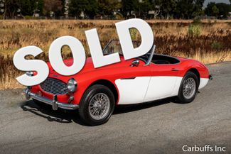 1960 Austin Healey 3000 MK I Roadster | Concord, CA | Carbuffs in Concord