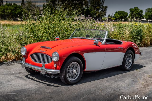 1960 Austin Healey 3000 MK I Roadster | Concord, CA | Carbuffs in Concord