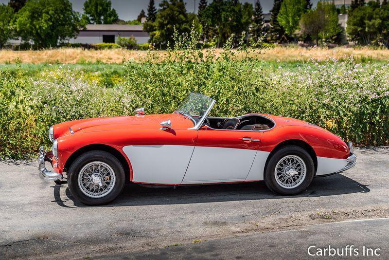 1960 Austin Healey 3000 MK I Roadster   Concord, CA   Carbuffs in Concord, CA