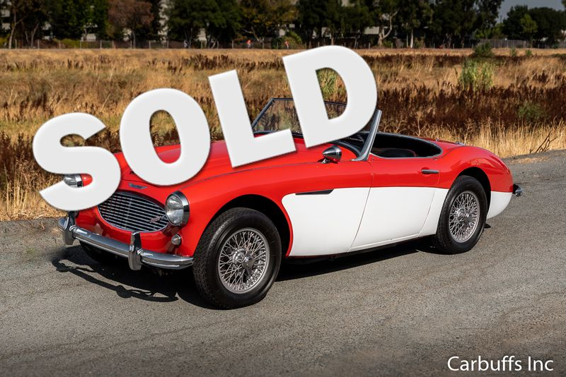 1960 Austin Healey 3000 MK I Roadster | Concord, CA | Carbuffs