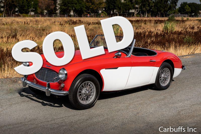 1960 Austin Healey 3000 MK I Roadster | Concord, CA | Carbuffs