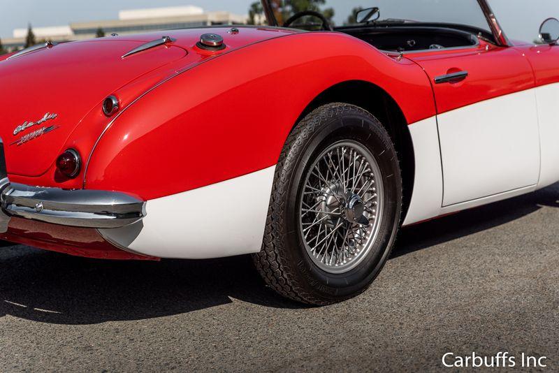 1960 Austin Healey 3000 MK I Roadster | Concord, CA | Carbuffs in Concord, CA