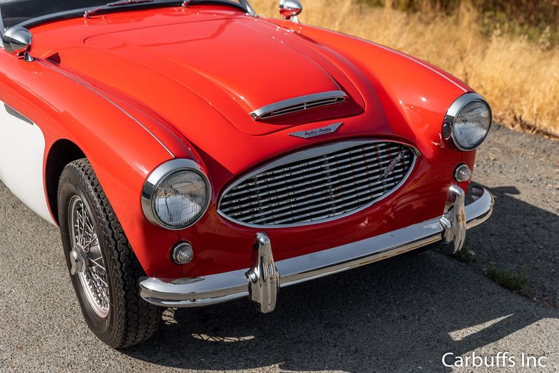 1960 Austin Healey 3000 MK I Roadster | Concord, CA | Carbuffs in Concord, CA