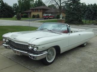 1960 Cadillac Deville    Mokena, Illinois   Classic Cars America LLC in Mokena Illinois