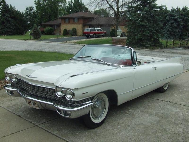 1960 Cadillac Deville  | Mokena, Illinois | Classic Cars America LLC in Mokena Illinois