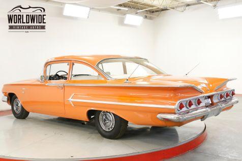 1960 Chevrolet BELAIR  350 V8 AUTO POWER FRONT DISC NEW INTERIOR  | Denver, CO | Worldwide Vintage Autos in Denver, CO