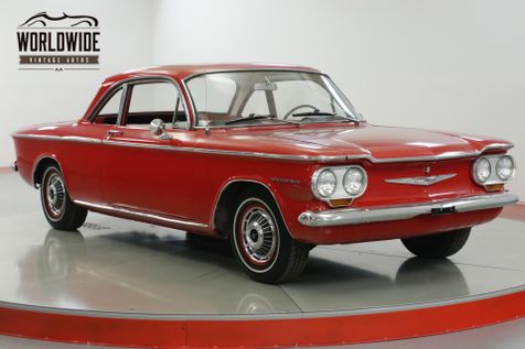 1960 Chevrolet CORVAIR NEW INTERIOR, NEW REBUILT ENGINE  | Denver, CO | Worldwide Vintage Autos in Denver, CO