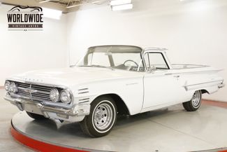 1960 Chevrolet EL CAMINO RARE BIG BACK WINDOW V8 AUTO PS | Denver, CO | Worldwide Vintage Autos in Denver CO