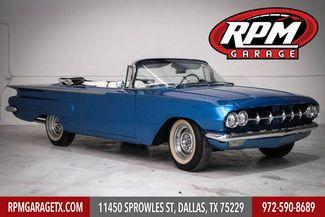 1960 Chevrolet Impala Custom Show Car in Dallas, TX 75229