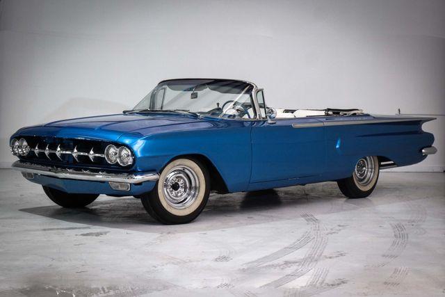 1960 Chevrolet Impala Custom Show Car | Dallas TX | RPM Garage