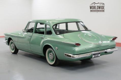 1960 Chrysler VALIANT COLLECTOR GRADE. CA CAR! AUTO RARE 1ST YEAR | Denver, CO | Worldwide Vintage Autos in Denver, CO