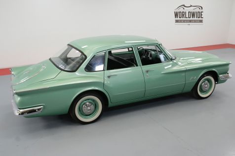1960 Chrysler VALIANT COLLECTOR GRADE. CA CAR! AUTO RARE 1ST YEAR | Denver, CO | Worldwide Vintage Autos in Denver, CO