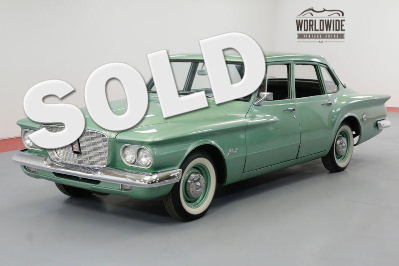 1960 Chrysler VALIANT COLLECTOR GRADE. CA CAR! AUTO RARE 1ST YEAR | Denver, CO | Worldwide Vintage Autos