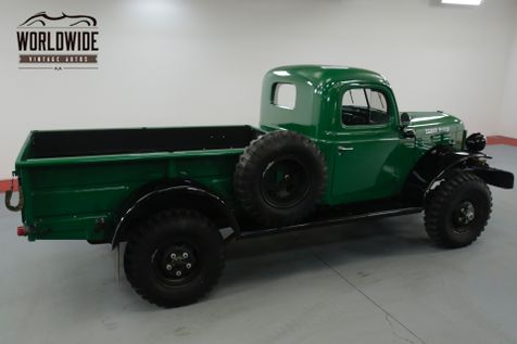 1960 Dodge POWER WAGON RESTORED AND BEAUTIFUL! 4X4. PTO WINCH. MUST SEE! | Denver, CO | Worldwide Vintage Autos in Denver, CO