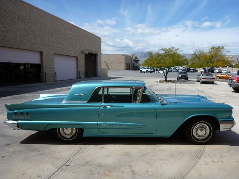 1960 Ford Thunderbird   in Las Vegas, NV