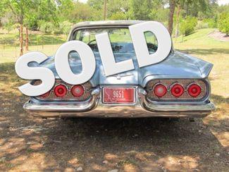 1960 Ford Thunderbird Liberty Hill, Texas