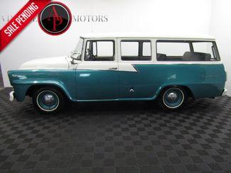 1960 International TRAVELALL RARE B102 V8 AUTO 3 DOOR in Statesville, NC 28677