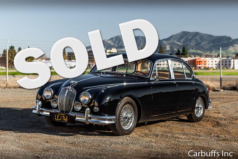 1960 Jaguar MK2    Concord, CA   Carbuffs