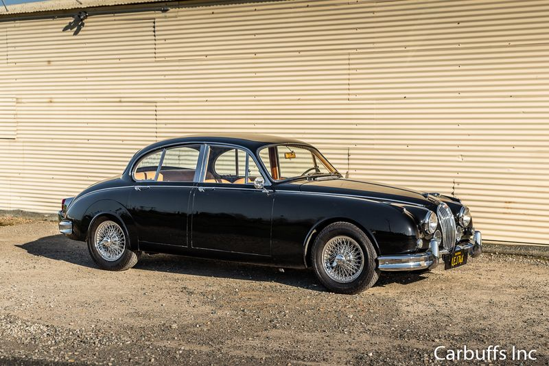 1960 Jaguar MK2  | Concord, CA | Carbuffs in Concord, CA