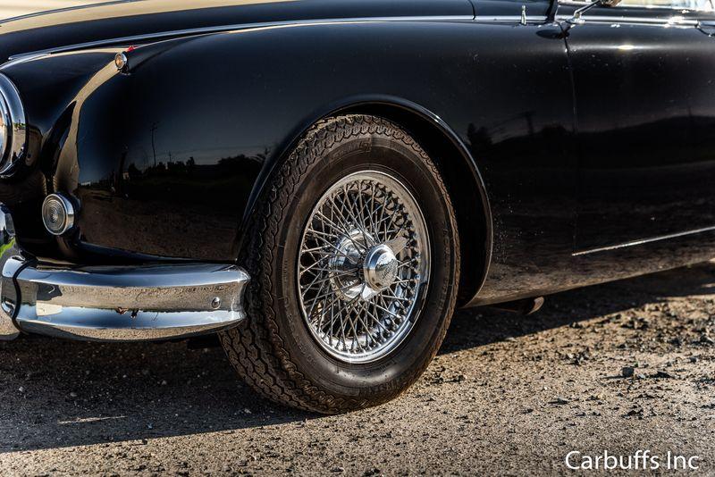 1960 Jaguar MK2    Concord, CA   Carbuffs in Concord, CA