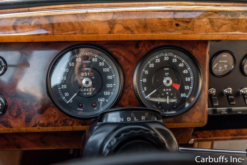 1960 Jaguar MK2  | Concord, CA | Carbuffs in Concord, CA