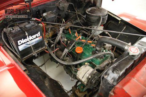 1949 Jeep JEEPSTER  WILLYS OVERLAND RARE 61K MILES HURRICANE 6  | Denver, CO | Worldwide Vintage Autos in Denver, CO