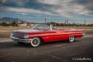 1960 Pontiac Bonneville Convertible   Concord, CA   Carbuffs in Concord