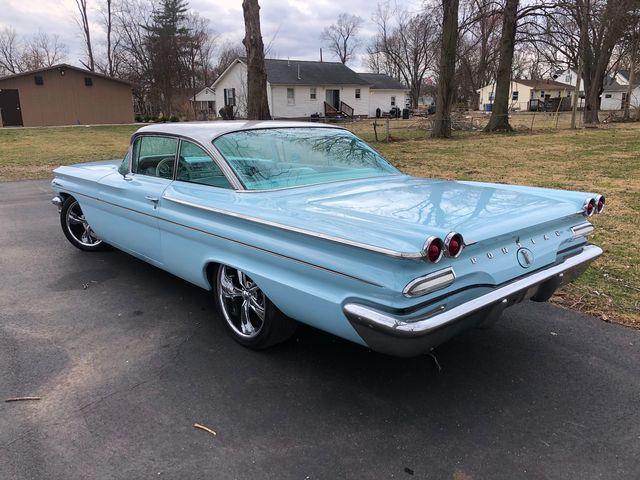 1960 Pontiac CATALINA RESTOMOD IMPALA BUBBLETOP in Valley Park, Missouri 63088
