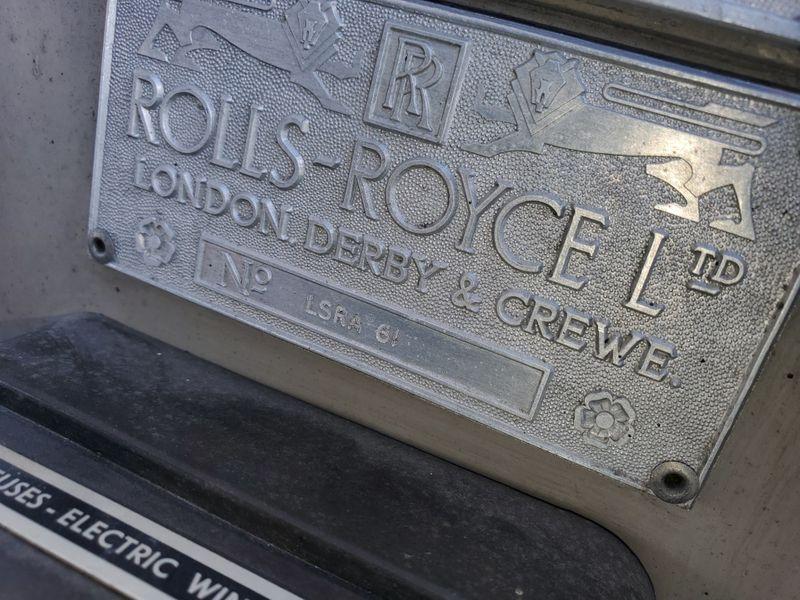 1960 Rolls Royce silver cloud   in , Ohio