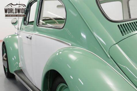 1960 Volkswagen BEETLE FULLY RESTORED. RARE. DISC BRAKES. SHOW OR GO | Denver, CO | Worldwide Vintage Autos in Denver, CO