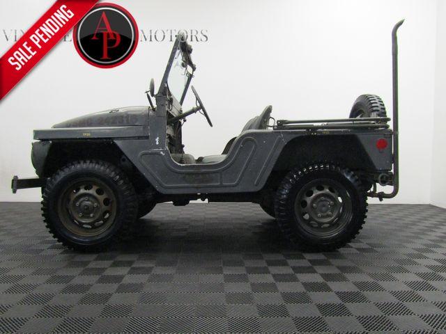1961 Amc Mighty Mite Jeep