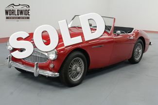 1961 Austin HEALEY MARK II. RESTORED AND BEAUTIFUL! VERY RARE.    Denver, CO   Worldwide Vintage Autos in Denver CO
