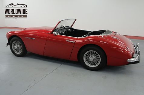 1961 Austin HEALEY MARK II. RESTORED AND BEAUTIFUL! VERY RARE.  | Denver, CO | Worldwide Vintage Autos in Denver, CO