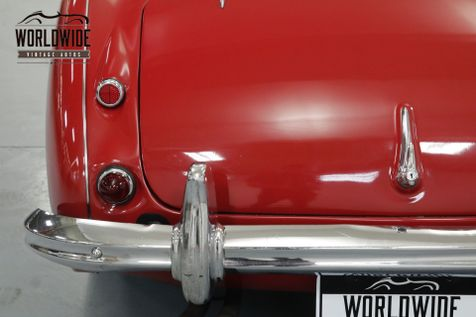 1961 Austin HEALEY MARK II. RESTORED AND BEAUTIFUL! VERY RARE.    Denver, CO   Worldwide Vintage Autos in Denver, CO