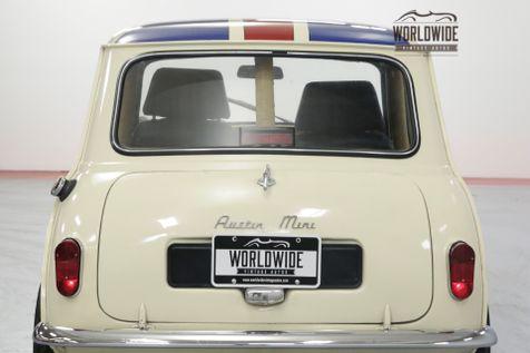 1961 Austin MINI RARE LHD MINI! RESTORED. FAST. SHOW OR GO. | Denver, CO | Worldwide Vintage Autos in Denver, CO