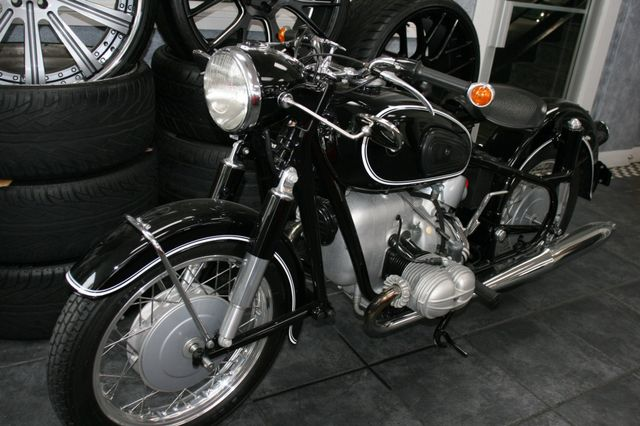 1961 BMW R50S BIKE Houston, Texas 0