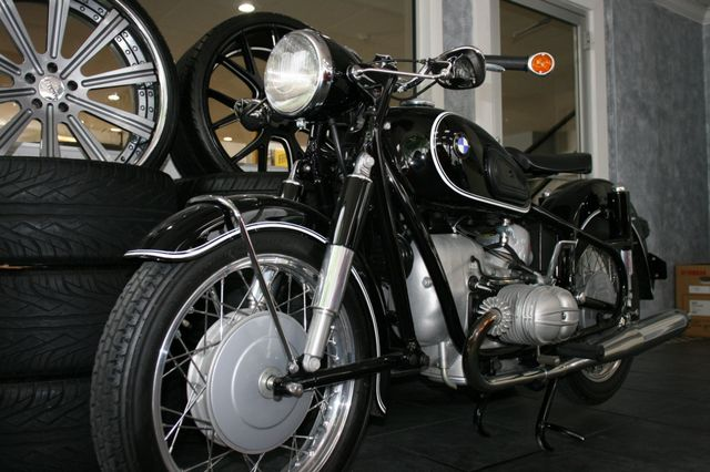 1961 BMW R50S BIKE Houston, Texas 30