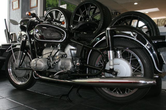 1961 BMW R50S BIKE Houston, Texas 31