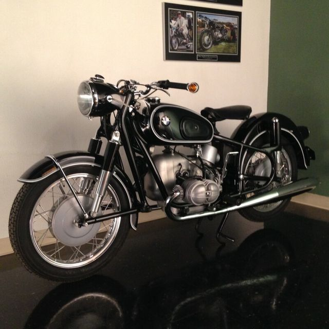 1961 BMW R50S BIKE Houston, Texas 14