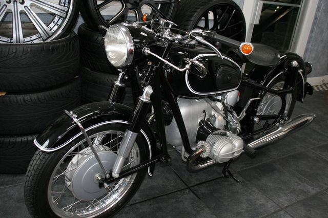 1961 BMW R50S BIKE Houston, Texas 33