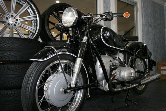 1961 BMW R50S BIKE Houston, Texas 45