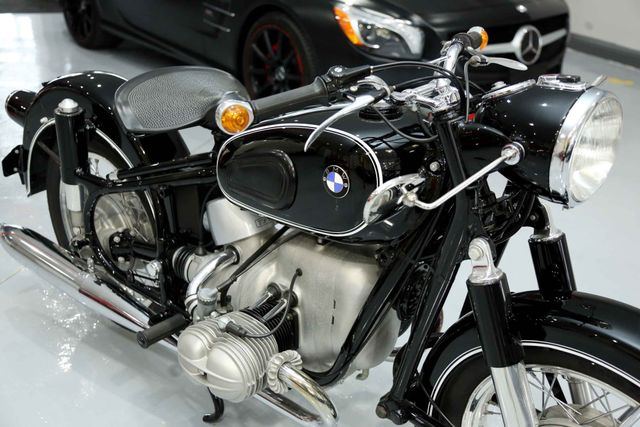 1961 BMW R50S BIKE Houston, Texas 2