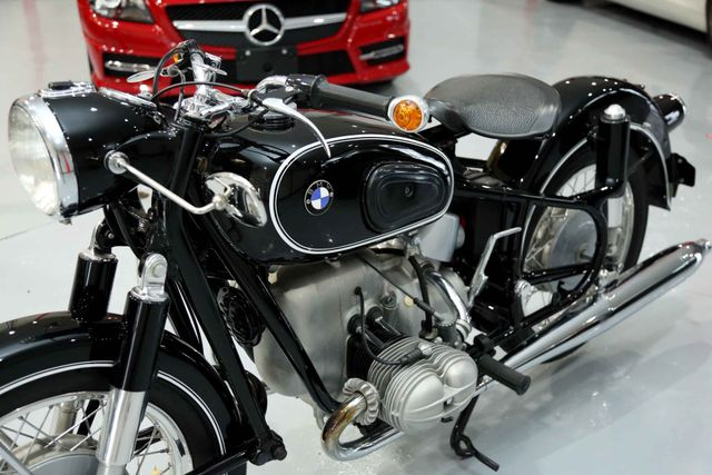 1961 BMW R50S BIKE Houston, Texas 4