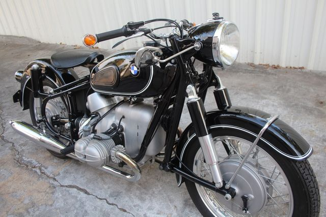 1961 BMW R50S Custom Houston, Texas 13