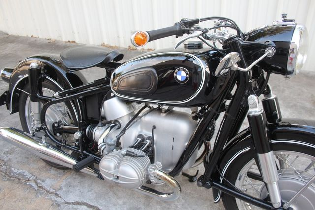1961 BMW R50S Custom Houston, Texas 2