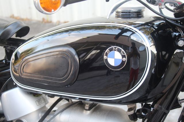 1961 BMW R50S Custom Houston, Texas 4