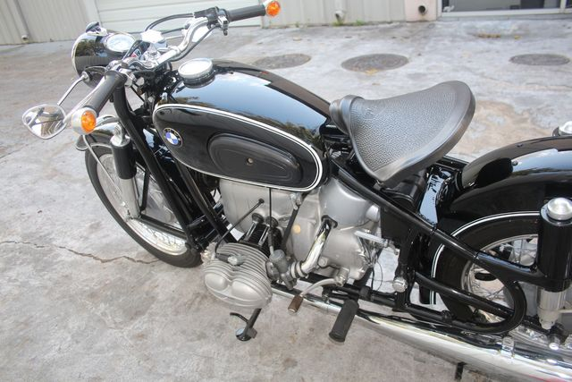 1961 BMW R50S Custom Houston, Texas 9