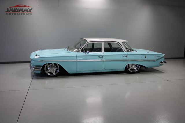 1961 Chevrolet Bel Air Merrillville, Indiana 36
