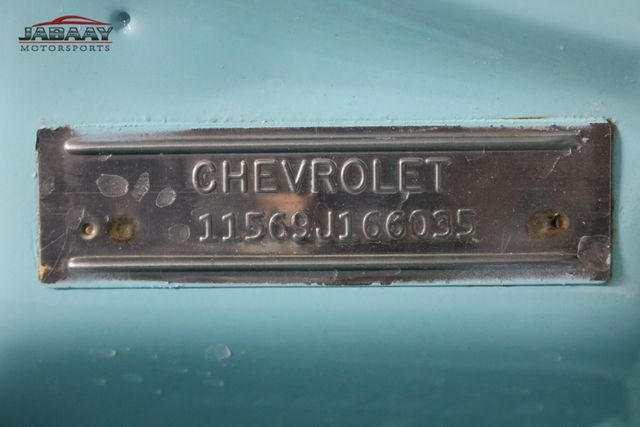 1961 Chevrolet Bel Air Merrillville, Indiana 50
