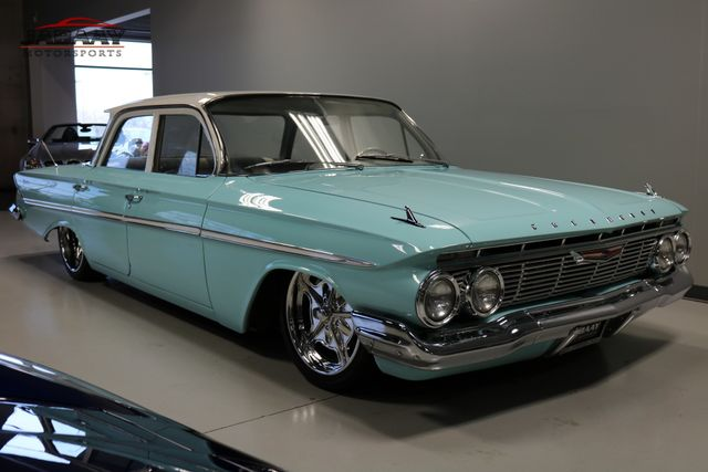 1961 Chevrolet Bel Air Merrillville, Indiana 6